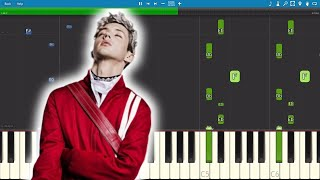 Download Lagu Troye Sivan - My My My! Piano Tutorial / Cover Gratis STAFABAND