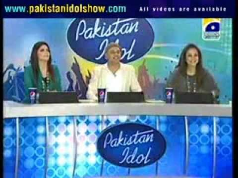 Pakistan Idol Episode 2 Full - 8 December 2013 - Pakistan Idol...