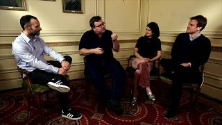 Mosaic Ventures and EF talk to Reid Hoffman about Blitzscaling, Europe and AI