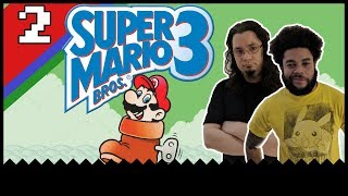 Super Mario Bros. 3 #2 | The Second Players [Let's Play]