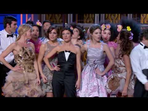 Obertura Premios Goya 2012 con Eva Hache