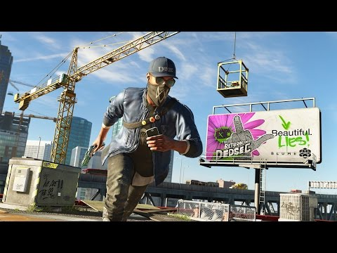 THE WORLD'S BEST HACKER!! (Watch Dogs 2)