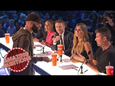 America's Got Talent 2017 - Amazing Magic Acts and Illusions - Part 1