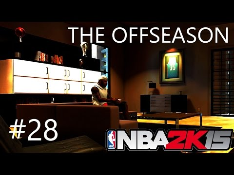 NBA 2K15 - MyCareer ep28 - Offseason  Business (Legendado PT-BR)