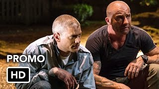 "Prison Break 5x08 Promo ""Progeny"" (HD) Season 5 Episode 8 Promo"