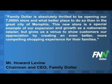 Family Dollar Celebrates 7,000th Store Grand Opening
