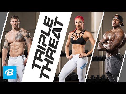 Triple Threat 4-Week Training Program | Trailer