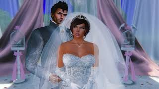 The Wedding of Yannick and Beka Tronne Second Life