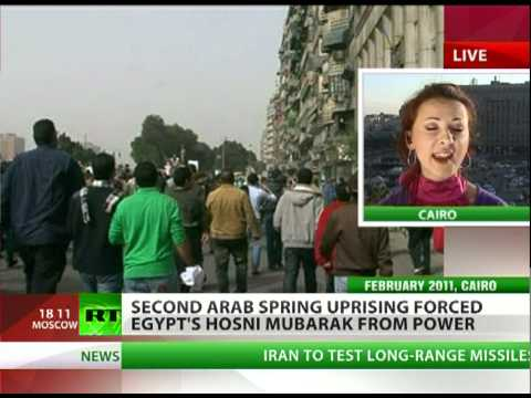 Arab Bloody Spring: 'Protests bring Sharia law not democracy'