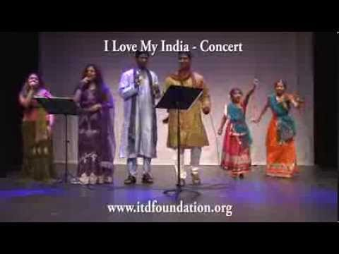 I Love My India - Concert Glimpses. video