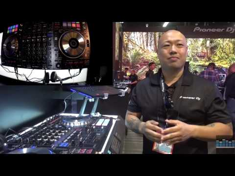 NAMM 2017: Pioneer DDJ-SZ2 and DJ Flip Performance