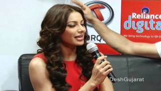 Raaz 3 - Bipasha Basu Esha Gupta and Emraan Hashmi promoting their upcoming bollywood movie Raaz 3