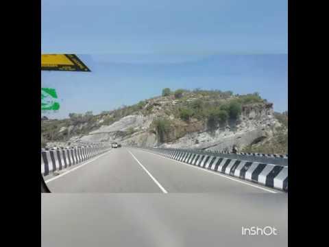 Jammu to Srinagar highway...