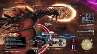 Final Fantasy XIV - Twintania (Turn 5) - Solo RDM Clear