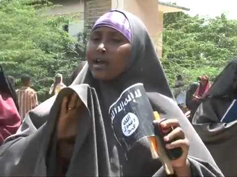 Sawiro somali ah gabdho somali alshabaab ah