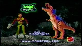 Max Steel Tv Spots 2008 Remasterizados [HD]