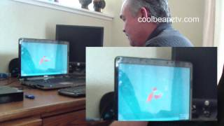 My dad tries Windows 8 for the first time