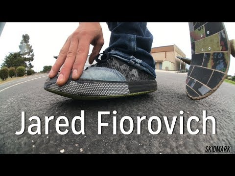 D.I.Y Skateboard Shoes | Jared Fiorovich | Part 1