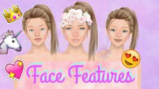 Pretty Faces on STARDOLL ❤ ~Features~ | AnaStepahnny SD