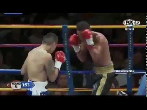 Fabian MAIDANA vs Johan PEREZ - COMPLETA (01/11/17)