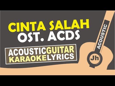 Download Lagu Caitlin Halderman - Cinta Salah (OST Ada Cinta Di SMA) Karaoke MP3 Free