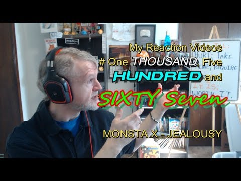MONSTA X - JEALOUSY : My Reaction Videos #1,567