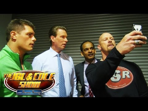 Stone Cold takes a Selfie! - The JBL & Cole Show - Ep. #72