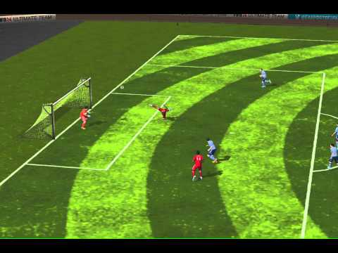 FIFA 14 iPhone/iPad - PTBO Pirates vs. Sydney FC