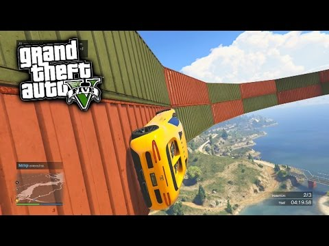 GTA 5 Funny Moments #299 With Vikkstar (GTA 5 Online Funny Moments)