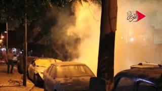 التحرير فيديو| قوات الأمن تطلق قنابل الغاز على متظاهري «جمعة الأرض» لتفريقهم