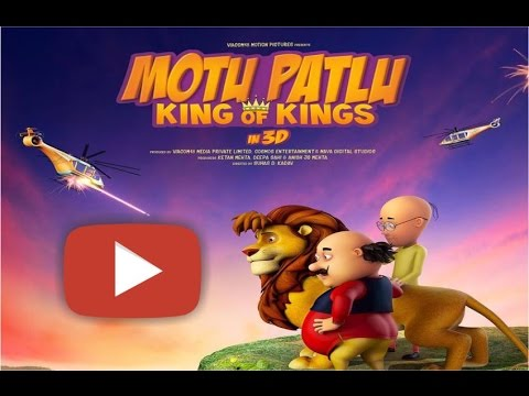 """Motu Patlu King of Kings"" Movie In 3D 