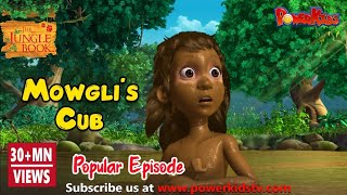 Jungle Book Hindi Cartoon for kids | Junglebeat | Mogli Cartoon Hindi |  Mowgli's Cub