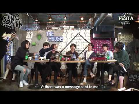 [ENG] 180611 BTS (방탄소년단) 'Bangtan Dinner Party' Teaser #2018BTSFESTA