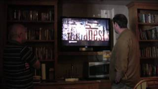Ray Comfort -Behind the Scenes- 2/8/10