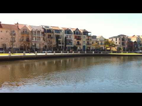 Walk Around Claisebrook - Perth, Western Australia