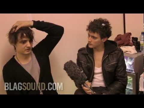 BlagSound.com - Peter Doherty EXCLUSIVE interview at Reading Festival 2011