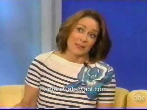 Patricia Heaton - The View - January 11, 2010 Video