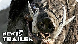 BOAR Trailer (2019) Pig Horror Movie
