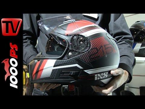 iXS Helm Neuheiten | Swiss Moto 2015