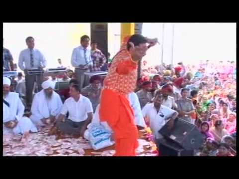 Gurdas Maan At Dera Baba Murad Shah Ji Nakodar Urs 2013 video