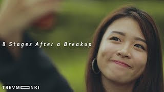 8 Stages After a Breakup