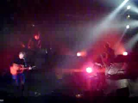The Last Shadow Puppets - My Little Red Book (Live from New Theatre, Oxford)