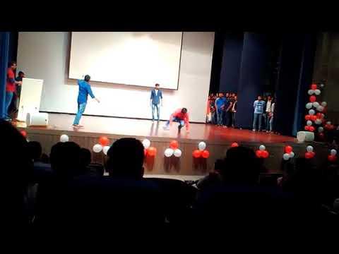 Aasaya kaathula thoodhu vittu funny stage performance