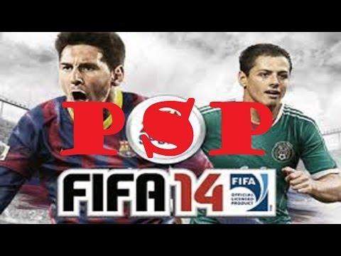 Descargar FIFA 14 FULL para PSP   Español   MEGA    ISO   2013  