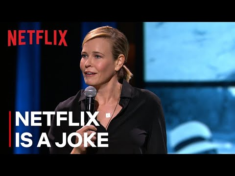 Chelsea Handler: Uganda Be Kidding Me - White Strip Clip - Netflix