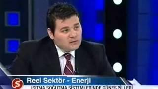 Fahri Umut Ertür Samanyolu TV   Reel Sektör Programı Canlı Yayın