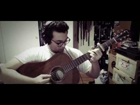 My God- Bombay Bicycle Club [Guitar Cover]