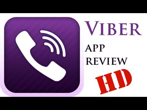 Viber application review HD