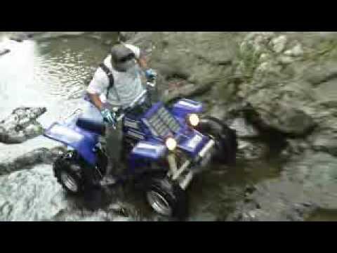 Fourtrack praderas Aibonito ATV Banshee