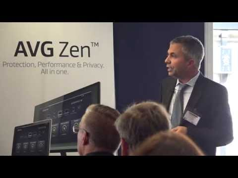 AVG's Yuval Ben-Itzhak Discuss | Child Internet Safety